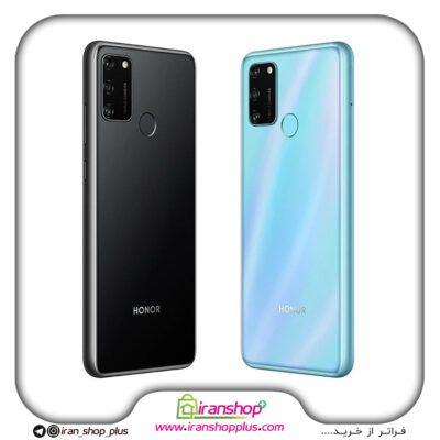 گوشی موبایل آنر مدل Honor 9A دوسیم کارت ظرفیت 64/3 گیگابایت
