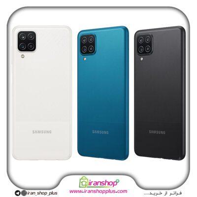گوشی موبایل سامسونگ مدل Galaxy A12 دوسیم کارت ظرفیت 64/4 گیگابایت