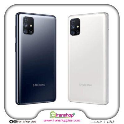 گوشی موبایل سامسونگ مدل Galaxy M51 دوسیم کارت ظرفیت 128/8 گیگابایت