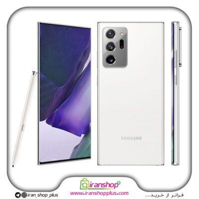 گوشی موبایل سامسونگ مدل Galaxy Note20 Ultra 4G دوسیم کارت ظرفیت 256/8 گیگابایت
