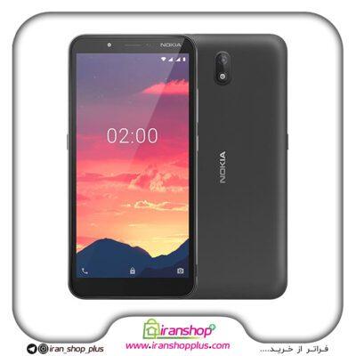 گوشی موبایل نوکیا مدل  Nokia C2 4G دوسیم کارت ظرفیت 16/1 گیگابایت