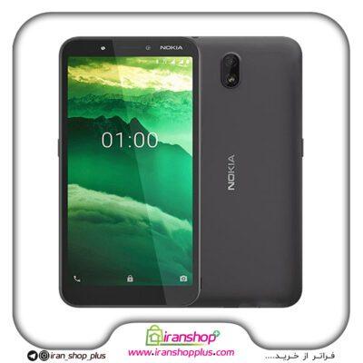 گوشی موبایل نوکیا مدل Nokia C1 دوسیم کارت ظرفیت 16/1 گیگابایت
