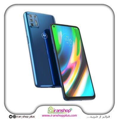 گوشی موبایل موتورولا مدل Motorola Moto G9 Plus  حافظه 128/4 گیگابایت دو سیم کارت