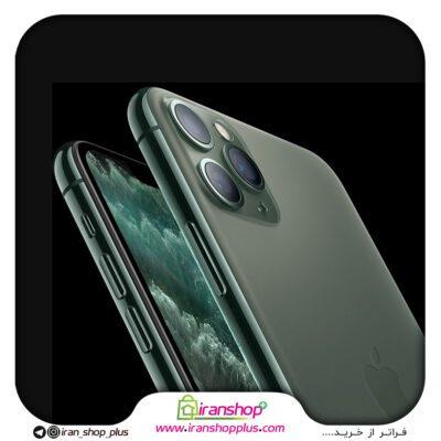 گوشی موبایل اپل مدل Apple iPhone 11 Pro Max تک سیم کارت ظرفیت 64/4 گیگابایت