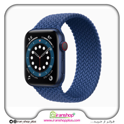 ساعت هوشمند اپل مدل Apple Watch Series 6 40 mm