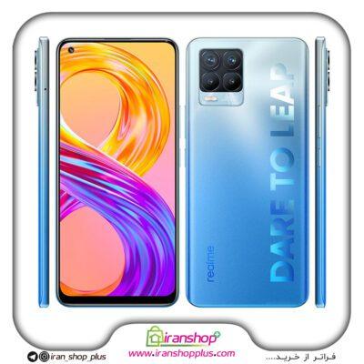 گوشی موبایل ریلمی Realme 8 Pro دوسیم کارت ظرفیت128/8گیگابایت