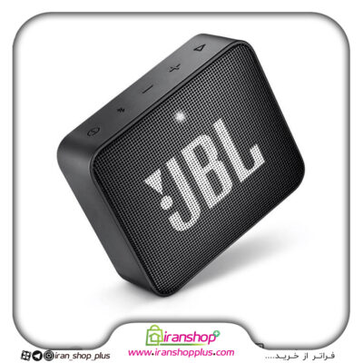اسپیکر بلوتوثی قابل حمل جی بی ال مدل JBL Go2