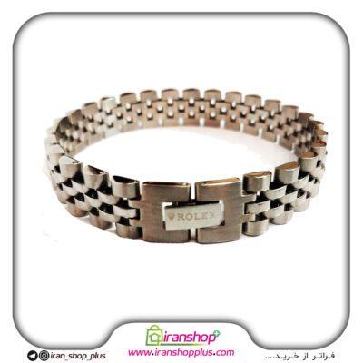 ایران شاپ  Image of rolex silver dastband 01 400x400